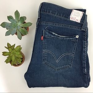 Levi's Redwire iPod Slouch Straight Leg Jeans